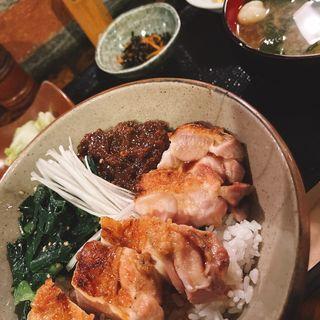 ジャン丼(葡萄屋 (ぶどうや))