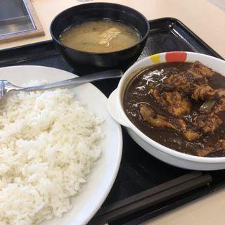 ごろごろ煮込みチキンカレー(松屋 浜寺店 )