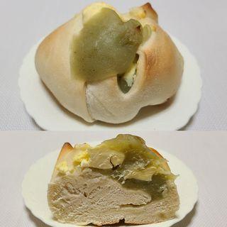 ベーグル青梅あんクリームチーズ