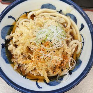 天ぷらうどん(そば処 かめや 御徒町店 )