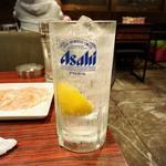 生レモンサワー