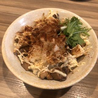 鶏マヨスパイシー飯(真屋 )