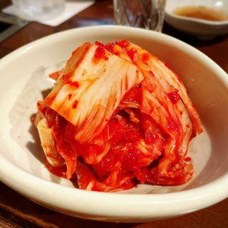 白菜キムチ(焼肉 Shin天楽)