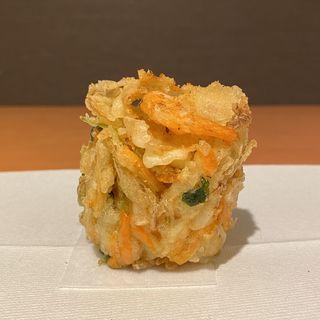 ミニかき揚げ(海老と野菜)