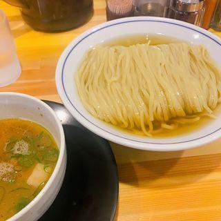 秋刀魚水つけ麺