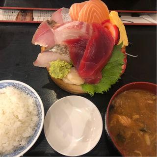 (タカマル鮮魚店 新橋店)