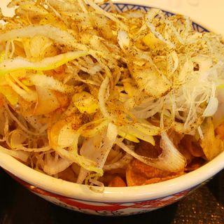 ねぎ山椒牛丼(吉野家 津島金柳店 )