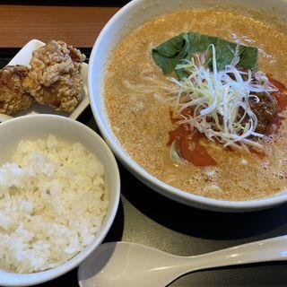 担々麺(デニーズ 昭和橋店 )