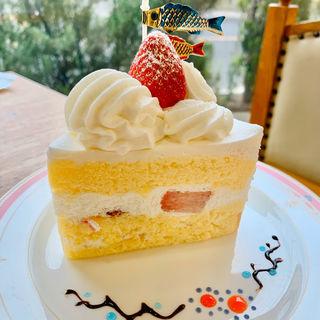デラックスショートケーキ