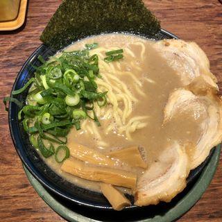 極老太麺(博多とんこつ 天神旗 (てんじんき))