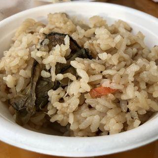 牡蠣めし(ひろちゃんカキ )
