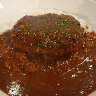 ハンバーグカレー(エビスヤキッチン )