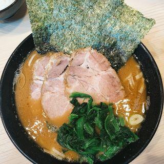 うまチャー増しラーメン 並盛(麺家 千祥)