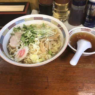 油そば(宝華らぁめん (ホウカラァメン))