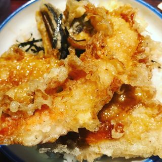 天丼定食(駄菓子屋 )