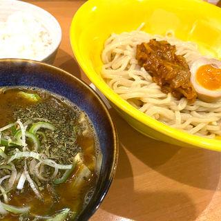 黄色いつけ麺