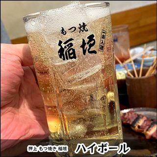 ハイボール(もつ焼 稲垣 )