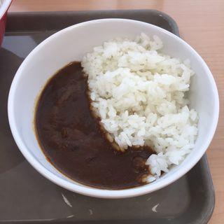 ビーフカレーサラダセット(スガキヤ 志段味バロー店 )