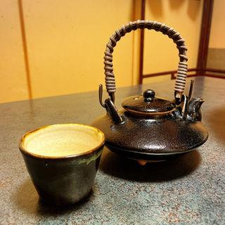 芋焼酎(お湯割り2合)