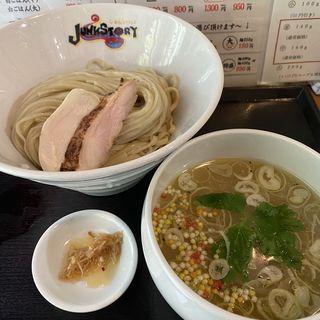 塩つけ麺(らーめんstyle JUNK STORY (ラーメンスタイルジャンクストーリー))