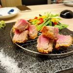芳寿豚のヒレカツ