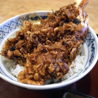天丼(海老二本)