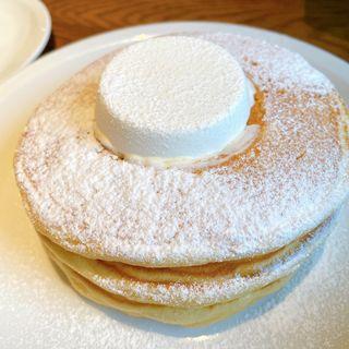 クラシックミルクパンケーキ