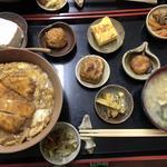 豆腐丼定食