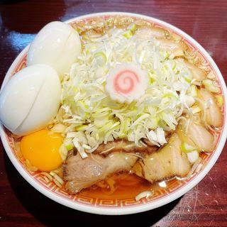チャーシュー麺(中華そば えもと)