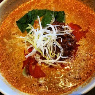 担々麺(らぁ麺 紫陽花 (ラアメン アジサイ))
