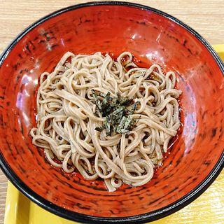 ミニ蕎麦(おひつごはん四六時中 COASKA横須賀店)