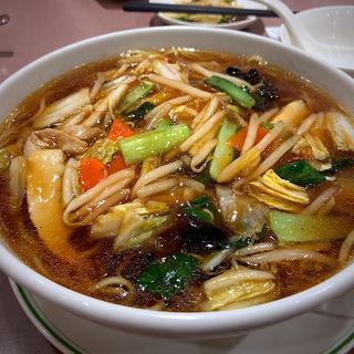 特製野菜あんかけ麺