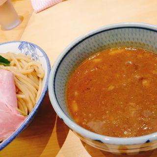 濃厚魚介つけ麺 大盛(麺屋 狢)