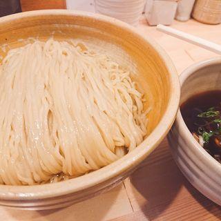 鰹昆布出汁醤油つけ麺(迂直 (ウチョク) )