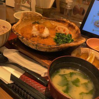 チキンかあさん煮定食(大戸屋 浅草橋店 )