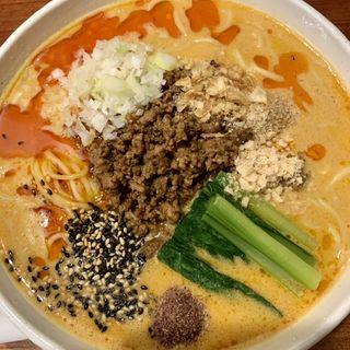 担々麺(普辛)(SHIBIRE NOODLE 蝋燭屋)