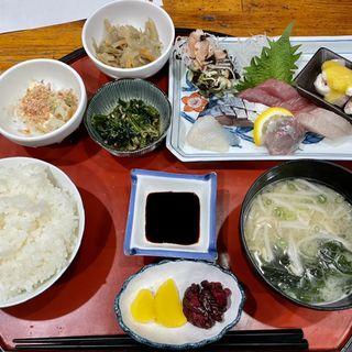 刺身定食(三平)