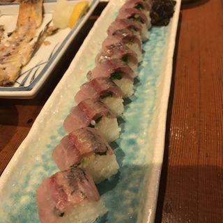 鯖の棒寿司(うまいもの 楽味 (らくみ))