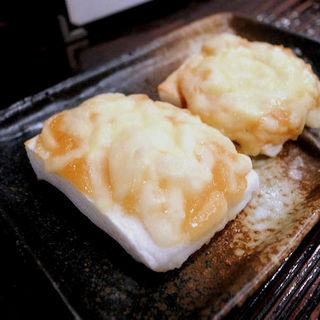 はんぺんみそチーズ焼き(やきとん en)