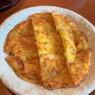 チーズチヂミ(ハーフ)