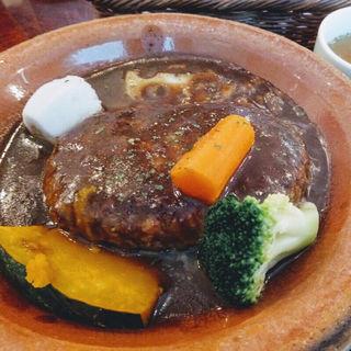 煮込みハンバーグ(エルベ (elbe))