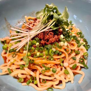 正宗担々麺(担々麺本舗 辣椒漢)