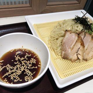 冷やしつけ麺(カドヤ食堂 阪神梅田店)