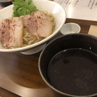 つけ麺(自家製粉石臼挽き小麦 洛中その咲)