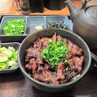 炭焼豚茶漬けセット(夜間限定1800~2300)