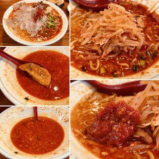 勝浦タンタンチャーシューこて麺