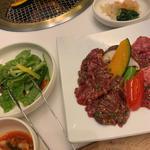 盛岡冷麺焼肉スペシャルディナー