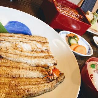 白焼き御膳(友栄 (ともえい))