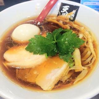 鶏醤油麺(天国屋 )