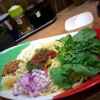 上杉 イタリアーノ(麺 まぜたん)